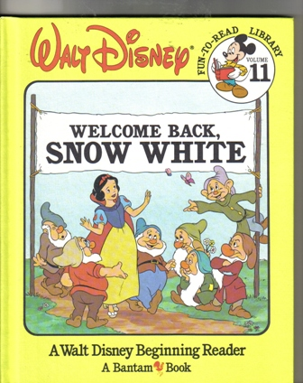 Walt Disney Fun To Read Library Volume 11 Welcome Back