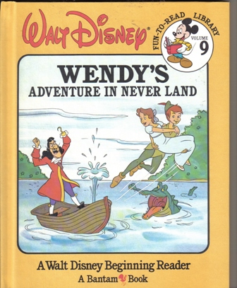 Walt Disney Fun To Read Library Volume 9 Wendys Adventure