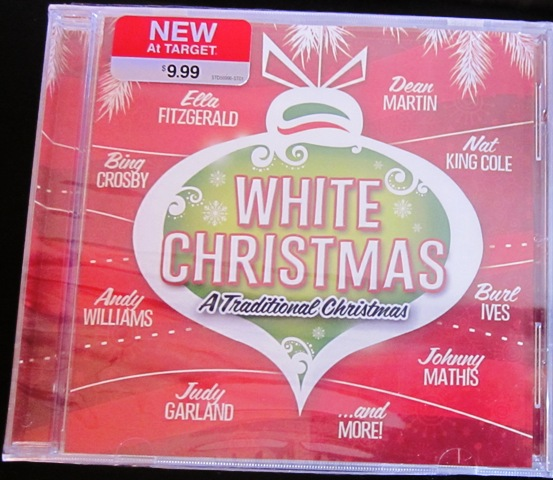 White Christmas A Traditional Christmas CD